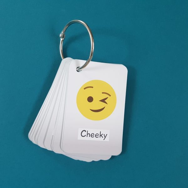 Chateez Cards Keyring